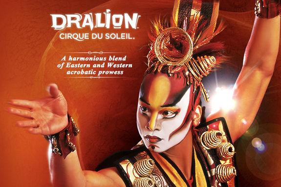 Cirque du Soleil. Dralion