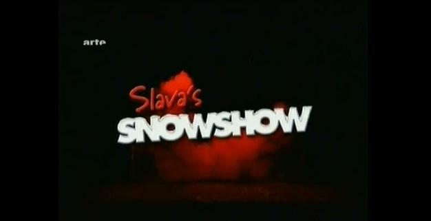 Снежное шоу Славы Полунина смотреть онлайн